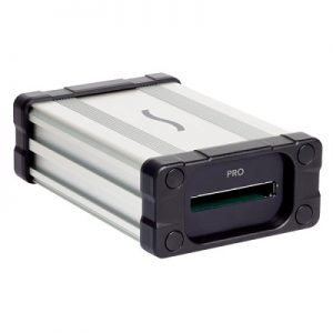 Echo ExpressCard Pro Thunderbolt SxS Media Reader