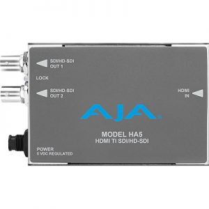 HA5 HDMI to HD/SD SDI Mini Converter