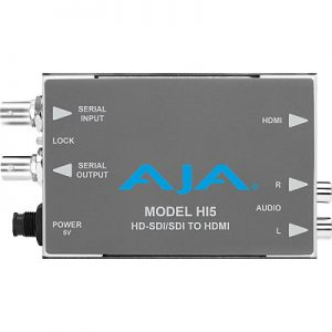 Hi5 HD/SD SDI to HDMI Mini Converter